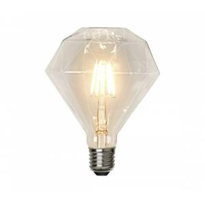 Star Trading Illumination Diamant LED Filament E27 3,2W 2700K 320lm Dimbar