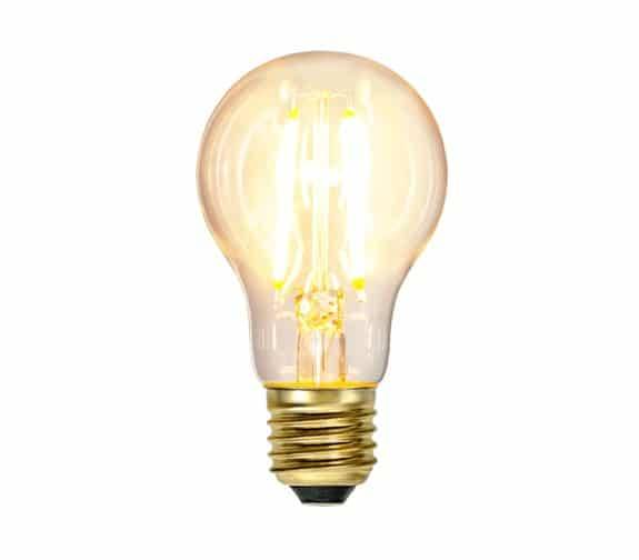 Star Trading Decoration LED Soft Glow E27 6W 2100K 720lm Dimbar