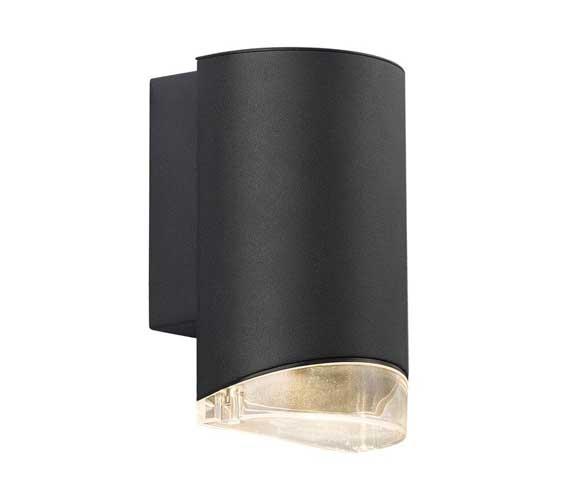 Nordlux Arn Vegglampe Sort