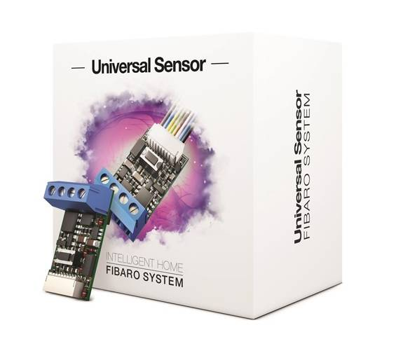 FIBARO Home Intelligence FIBARO Universal Binary Sensor Z-Wave