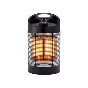 Martinsen Heater Terrassevarmer Sort