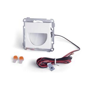 Elko LED veggarmatur 1W for ramme PH