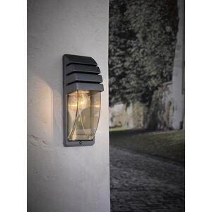 Nordlux City Vegglampe Antrasitt