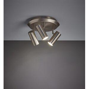 Markslöjd Barcelona Taklampe 3L Stål