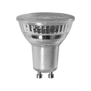 Star Trading Spotlight LED Pære 4,5W 2700K 400lm GU10 Glass Dimbar