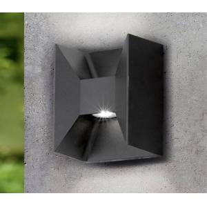EGLO Morino 2x2,5W LED 3000K Hvit