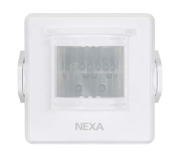 Nexa Trådløs Bevegelsessensor Ip44 Lmdt-810 Nexa 14430