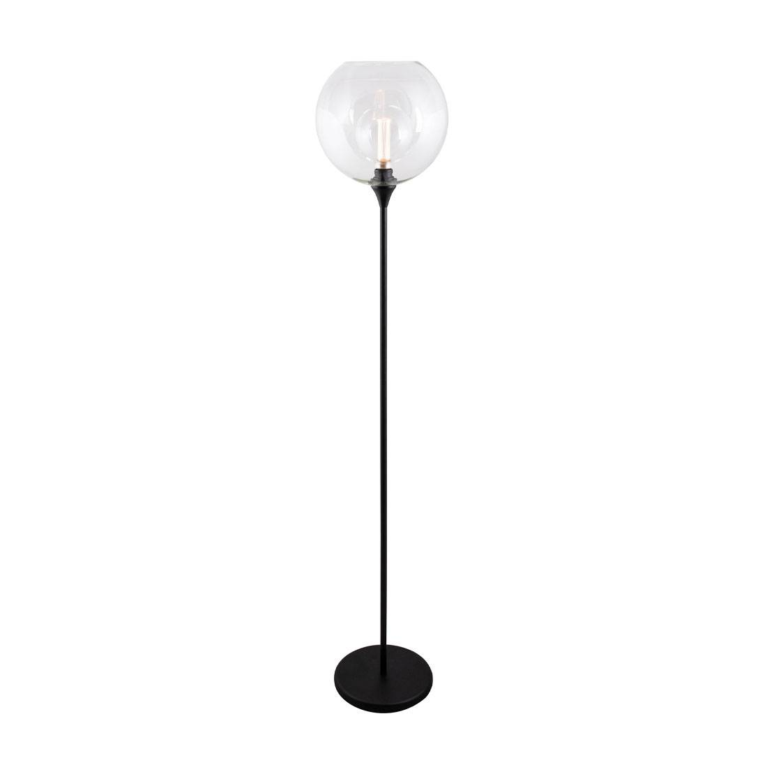 Globen Lighting Bowl Gulvlampa Klar 150cm