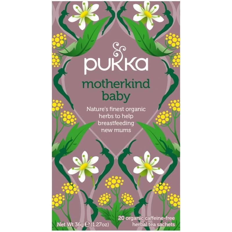 Pukka Motherkind Baby Tea - Organic