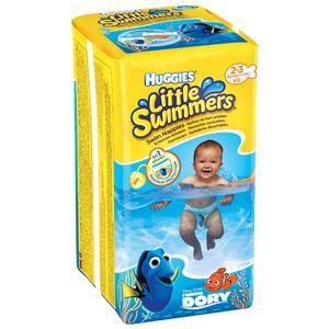 Huggies Little Swimmers svømmebleie (3-8 kg) - 12 stk