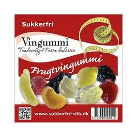 Coala's Naturprodukter ApS Fruktvingummi - 90 g