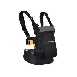 Minimonkey - Baby Carrier-  Dynamic - Sort/Mørkgrå