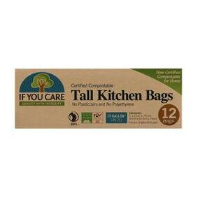If you care Avfallsposer kompostbar large - 1 pakke