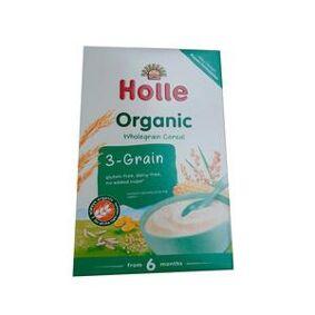 Holle 3-Kornsgrød Ø - 250 gram