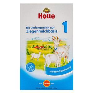 Holle Morsmelkerstatning på geitemelk - Basis 1 Ø - 400 g