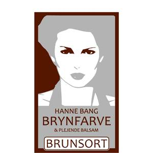 Hanne Bang Permanent Brynfarge - Brunsvart