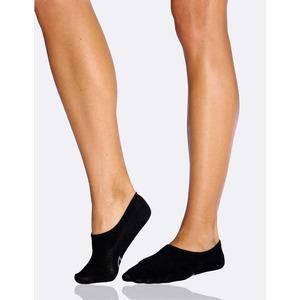 Boody Women's Hidden Socks, sort - 34-40