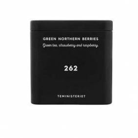 Teministeriet No. 262 - Green Northern Berries - Jar - 100 g