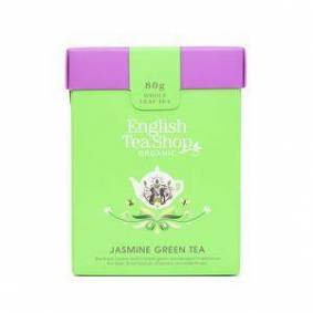 English Tea Shop Økologisk Jasmine Green Tea fra English Tea Shop – 80 g