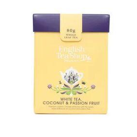 English Tea Shop White Tea, Coconut & Passionfruit fra English Tea Shop Ø – 80 g