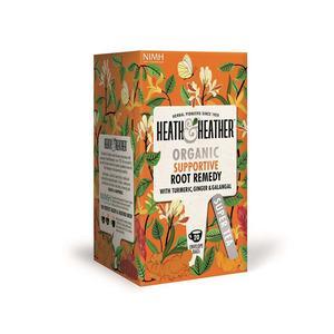 Heath & Heather Organic Root Remedy Ø, 20 teposer