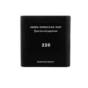 Teministeriet No. 220 - Green Moroccan Mint - Jar - 90 g