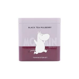 Teministeriet Moomin Black Tea Mulberry - 100 g