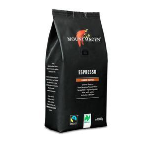 Mount Hagen Espresso Ø - 1 kg