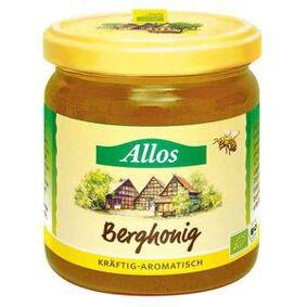 Allos Fjellhonning Ø Allos - 500 gr