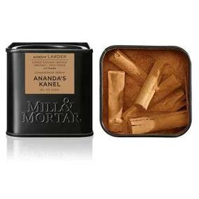 Mill & Mortar Ananda´s Kanel, malt og hel Ø - 45 g