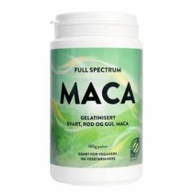 MSM Norge AS Full Spectrum Maca pulver - 180 g