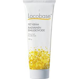 Locobase Fettkrem- 125 ml