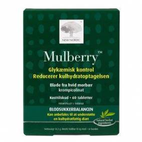 New Nordic Mulberry - 60 tab
