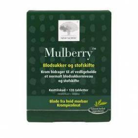 New Nordic Mulberry - 120 tab