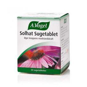 A. Vogel A.Vogel Solhatt Sugetabletter - 30 tabletter