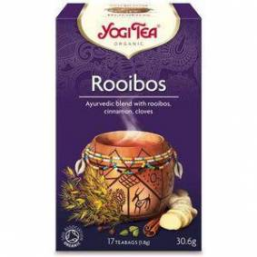 Yogi Tea - Økologisk Rooibos - 17 poser