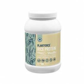 Plantforce Rice protein Plantforce (vanilje) - 800g