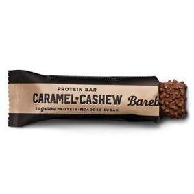 Barebells proteinbar caramel og cashew - 1 stk