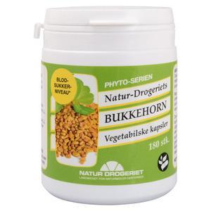 Natur Drogeriet Bukkehorn - 180 kap