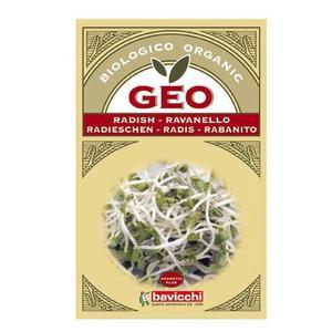 Geo Bavicchi Bavicchi Geo reddikfrø til spiring Ø - 30 g