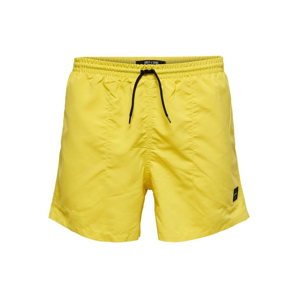 Only & Sons Gul Only & Sons badeshorts