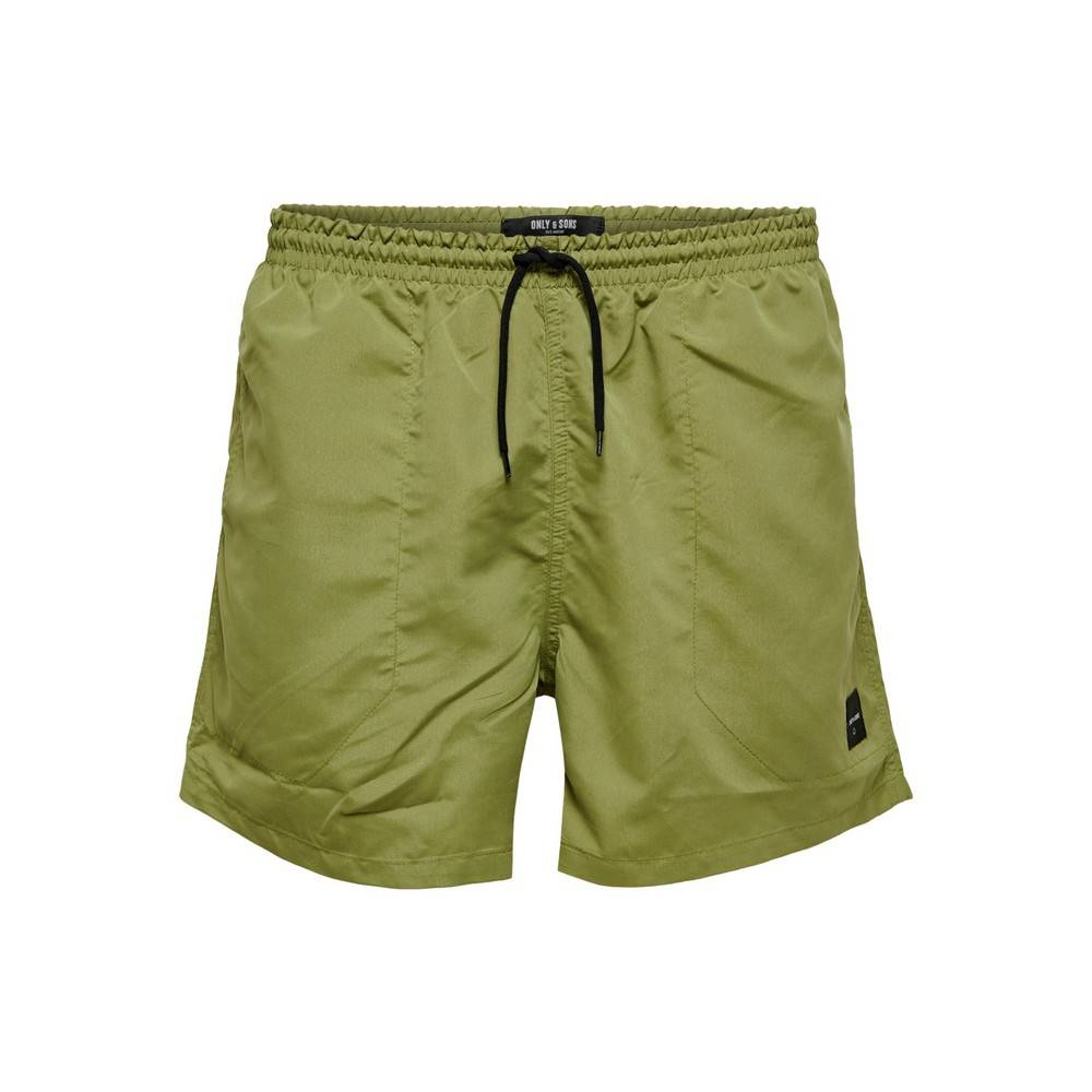 Only & Sons Oliven Only & Sons badeshorts