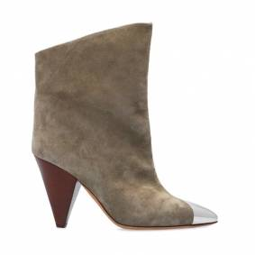 Isabel marant Lapee heeled ankle boots
