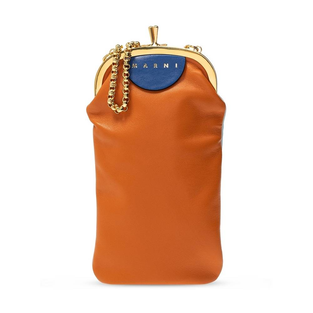 Marni iPhone case with chain