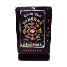 Fineste Ting Gammel Spillemaskine til cool retroskab