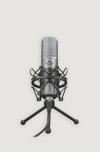 Trust Mikrofon Gxt 242 Lance Streaming Mic  Male