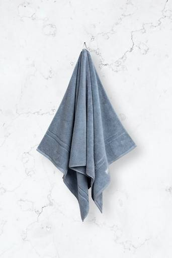 Gant Håndkle Organic Premium 30x50 Cm Blå  Male Blå