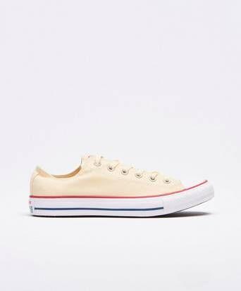 Converse Sko Sneakers og tekstilsko Lave sneakers Male Hvit
