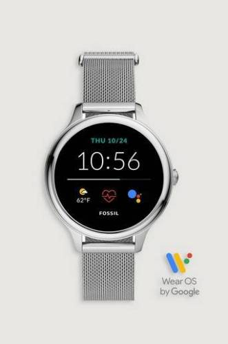 Fossil Klokke Fossil Connected S...