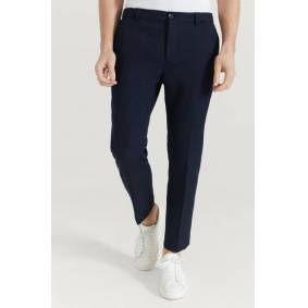Calvin Klein Dressbukse Light Techno Tapered Pants Blå  Male Blå